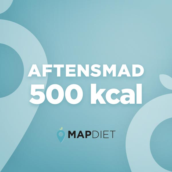 Aftensmad 500 kcal