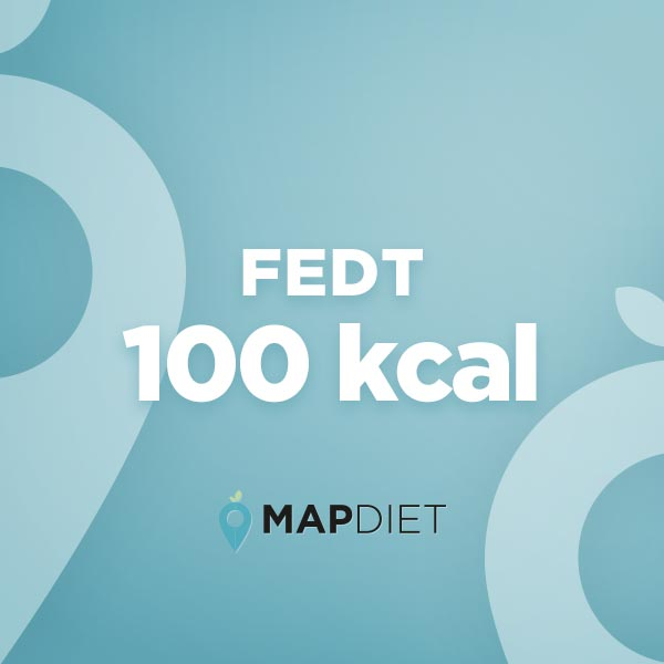 Fedt 100 kcal