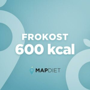 Frokost 600 kcal