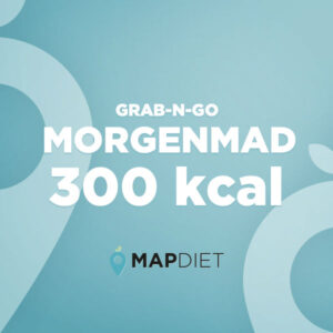Morgenmad, Grab-n-go, 300 kcal