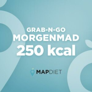 Morgenmad, Grab-n-go, 250 kcal
