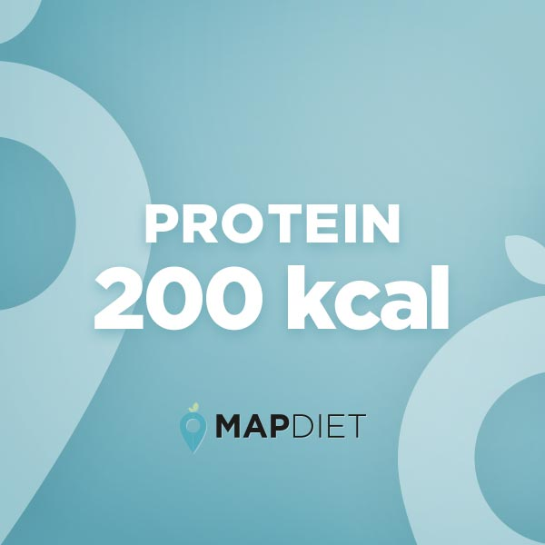 Protein 200 kcal